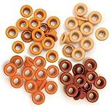 We R Memory Keepers Eyelets Naranja