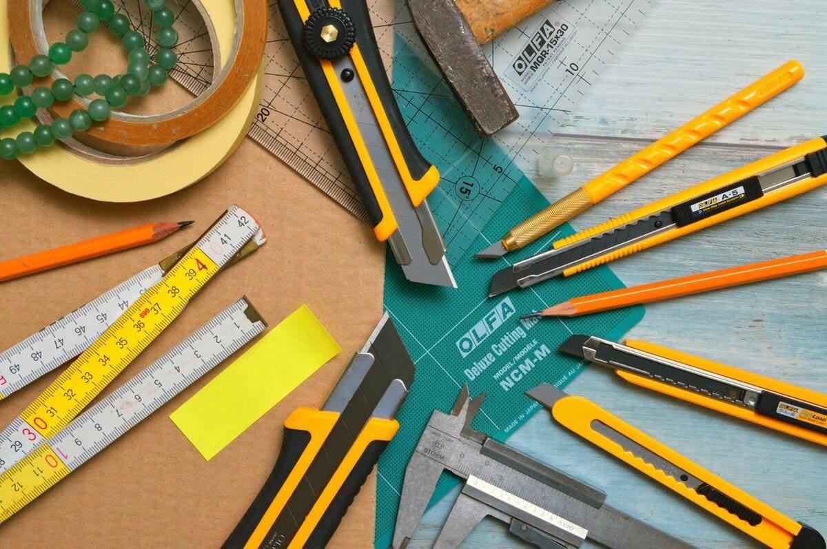 herramientas de corte para scrapbooking