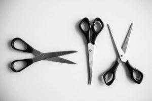tijeras herramientas de corte